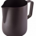 0.35 LITRE TEFLON FOAMING JUG – BLACK